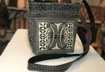 Laga handcrafted embroidered Paspor Large Cross Body
