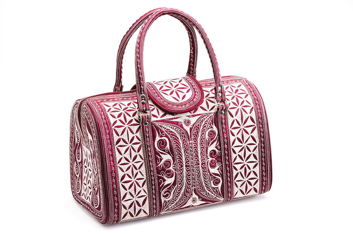 Womens Diamante Handbag Damai