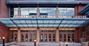 lancaster county convention center m e
